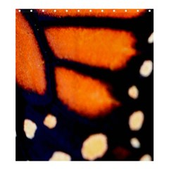 Butterfly Design 2 Shower Curtain 66  X 72  (large)