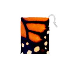 Butterfly Design 2 Drawstring Pouches (xs)