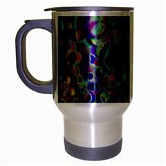 A Dream Of Bubbles 2 Travel Mug (silver Gray)