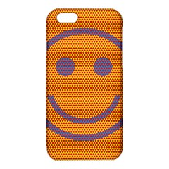 Comic Book Smiley Dots iPhone 6/6S TPU Case