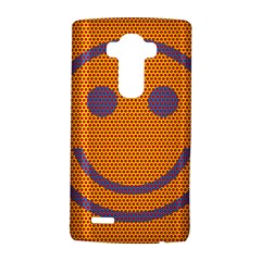 Comic Book Smiley Dots LG G4 Hardshell Case