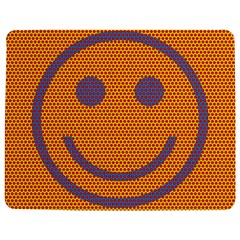 Comic Book Smiley Dots Jigsaw Puzzle Photo Stand (Rectangular)