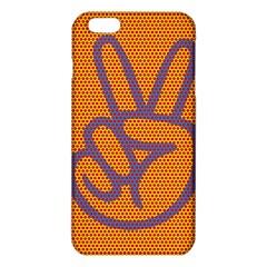 Comic Book Peace Dots iPhone 6 Plus/6S Plus TPU Case