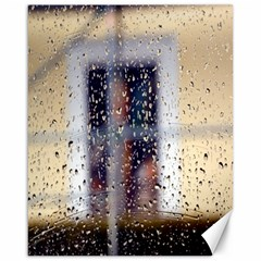 Rainy Day 16  X 20  Unframed Canvas Print