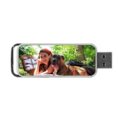 Pittie Picnic 2011 Portable Usb Flash (one Side)