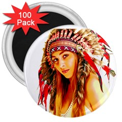 Indian 26 3  Magnets (100 Pack)