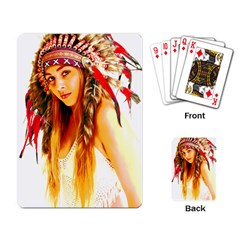 Indian 26 Playing Card