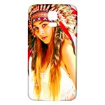 Indian 26 Samsung Galaxy S5 Back Case (White) Front
