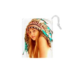 Indian 27 Drawstring Pouches (XS)