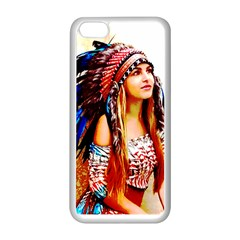Indian 22 Apple Iphone 5c Seamless Case (white)