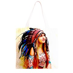 Indian 22 Grocery Light Tote Bag