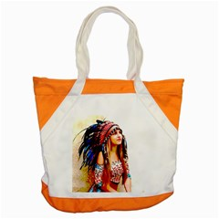 Indian 22 Accent Tote Bag