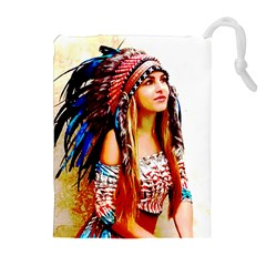 Indian 22 Drawstring Pouches (Extra Large)