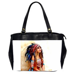 Indian 21 Office Handbags (2 Sides)