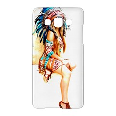 Indian 18 Samsung Galaxy A5 Hardshell Case