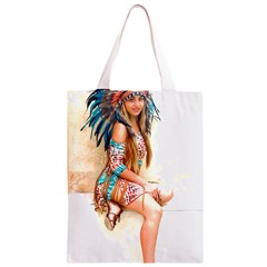 Indian 17 Classic Light Tote Bag