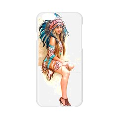 Indian 17 Apple Seamless iPhone 6/6S Case (Transparent)