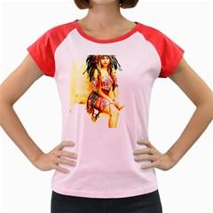 Indian 16 Women s Cap Sleeve T Shirt