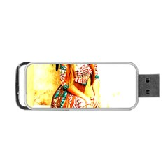 Indian 16 Portable Usb Flash (two Sides)