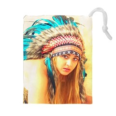 Indian 14 Drawstring Pouches (Extra Large)
