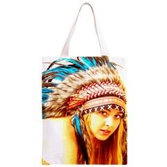 Indian 12 Classic Light Tote Bag
