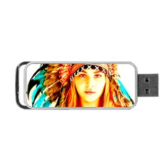 Indian 29 Portable Usb Flash (two Sides)