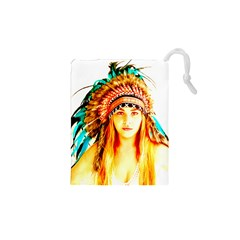 Indian 29 Drawstring Pouches (XS)