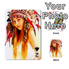 Indian 26 Playing Cards 54 Designs