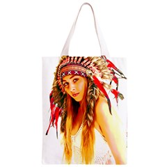 Indian 26 Classic Light Tote Bag