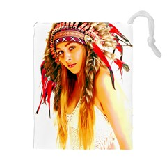 Indian 26 Drawstring Pouches (extra Large)