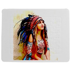 Indian 22 Jigsaw Puzzle Photo Stand (rectangular)
