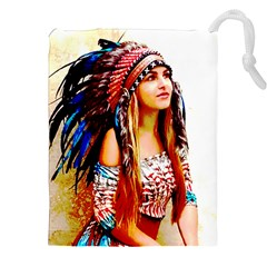 Indian 22 Drawstring Pouches (xxl)