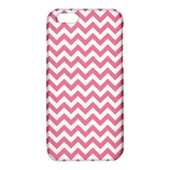 Pink And White Zigzag iPhone 6/6S TPU Case