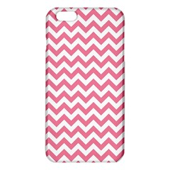 Pink And White Zigzag iPhone 6 Plus/6S Plus TPU Case