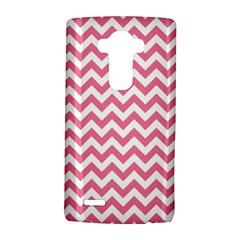 Pink And White Zigzag LG G4 Hardshell Case