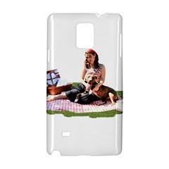 Pittie Picnic 2011 Samsung Galaxy Note 4 Hardshell Case