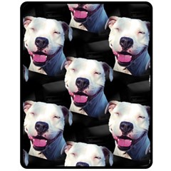 Smile Double Sided Fleece Blanket (medium)