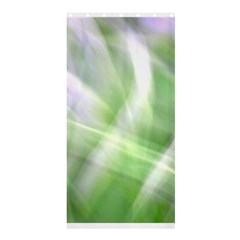 Green And Purple Fog Shower Curtain 36  X 72  (stall)