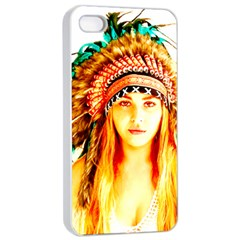 Indian 29 Apple Iphone 4/4s Seamless Case (white)