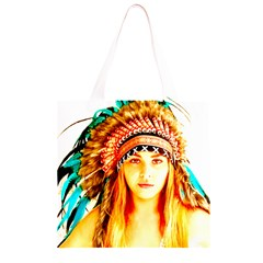 Indian 29 Grocery Light Tote Bag