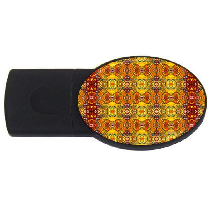 Roof555 USB Flash Drive Oval (4 GB)