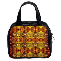 Roof555 Classic Handbags (2 Sides)