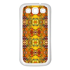 Roof555 Samsung Galaxy S3 Back Case (White)