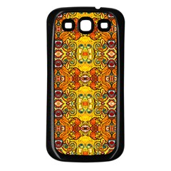 Roof555 Samsung Galaxy S3 Back Case (Black)