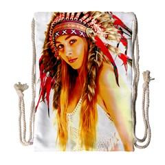 Indian 26 Drawstring Bag (large)