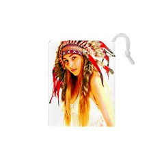 Indian 26 Drawstring Pouches (XS)