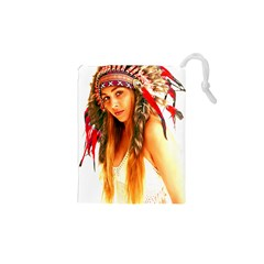 Indian 25 Drawstring Pouches (XS)