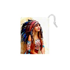 Indian 21 Drawstring Pouches (XS)
