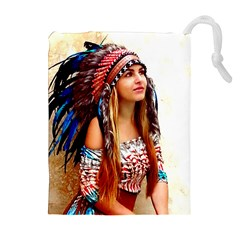 Indian 21 Drawstring Pouches (Extra Large)