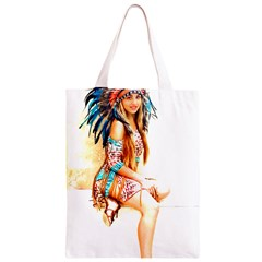 Indian 18 Classic Light Tote Bag